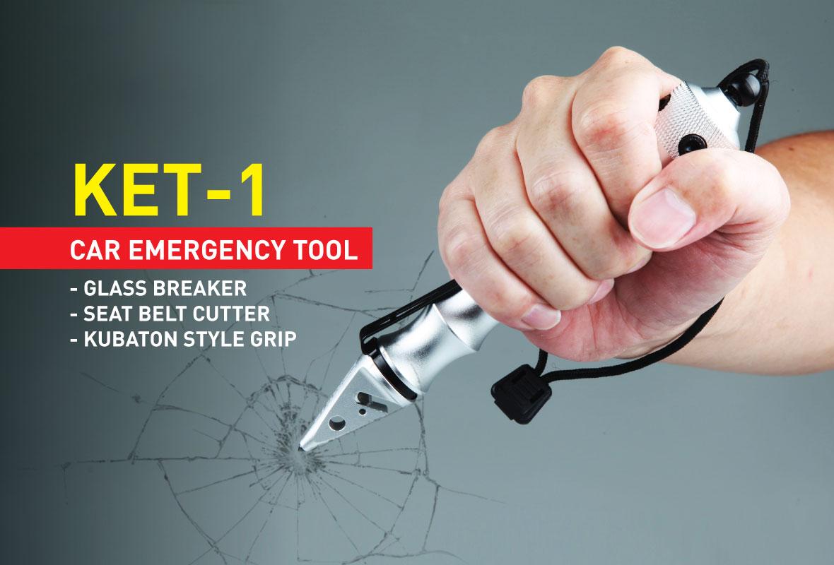 Stinger KET-1 Car Emergency Tool